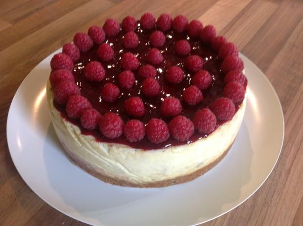 Cranachan Cheesecake