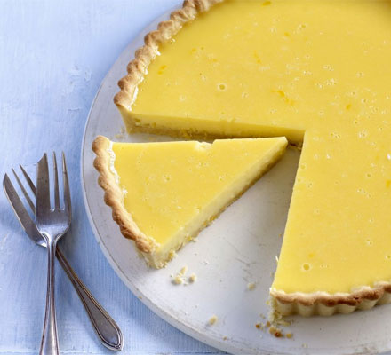 Lemon Tart (Tart au Citron)