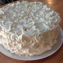 Italian meringue butter-cream