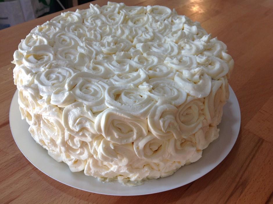 Italian meringue butter-cream
