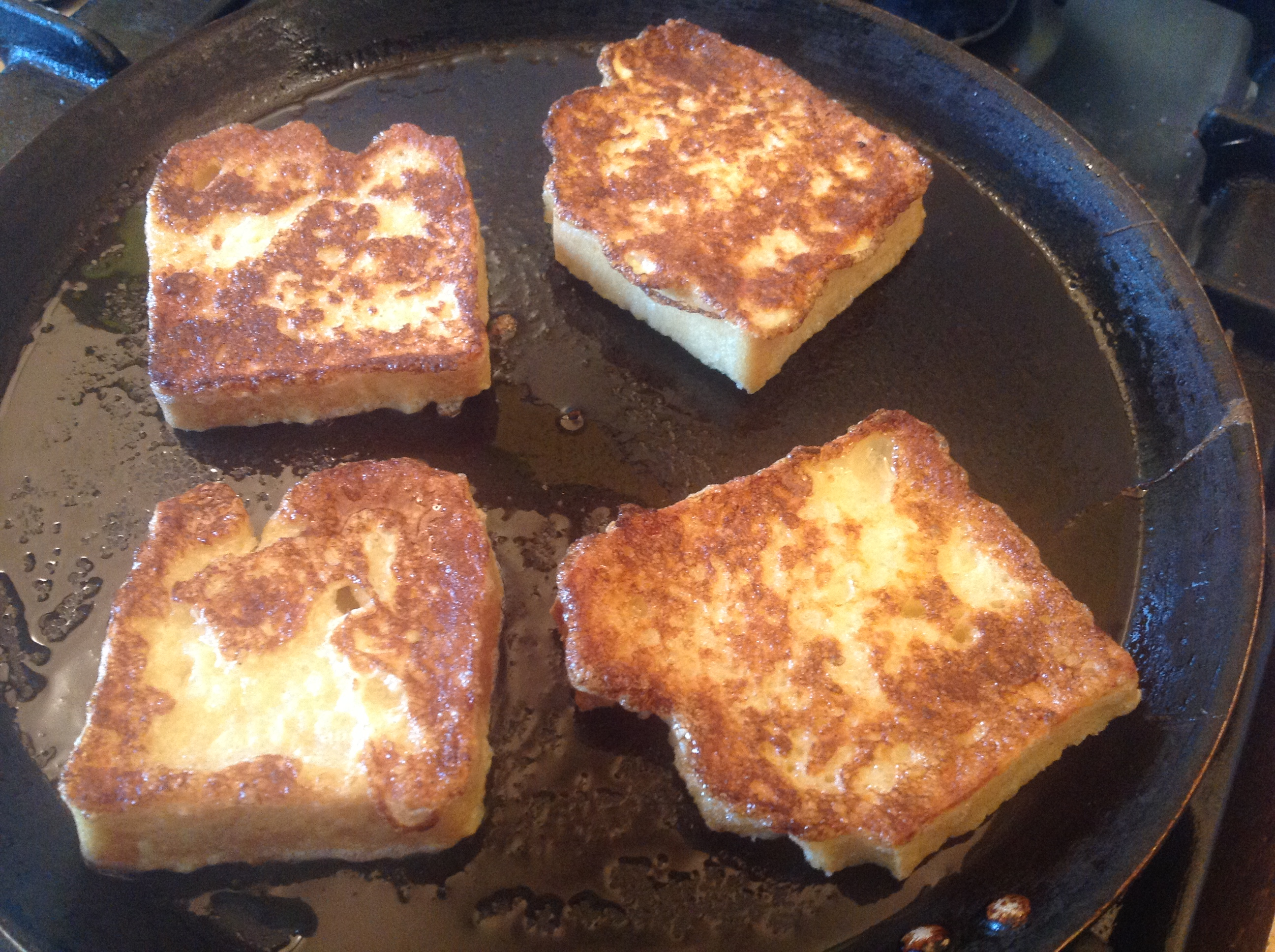 French Toast (Eggy Bread)
