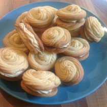 Buttery Viennese Swirl Biscuits