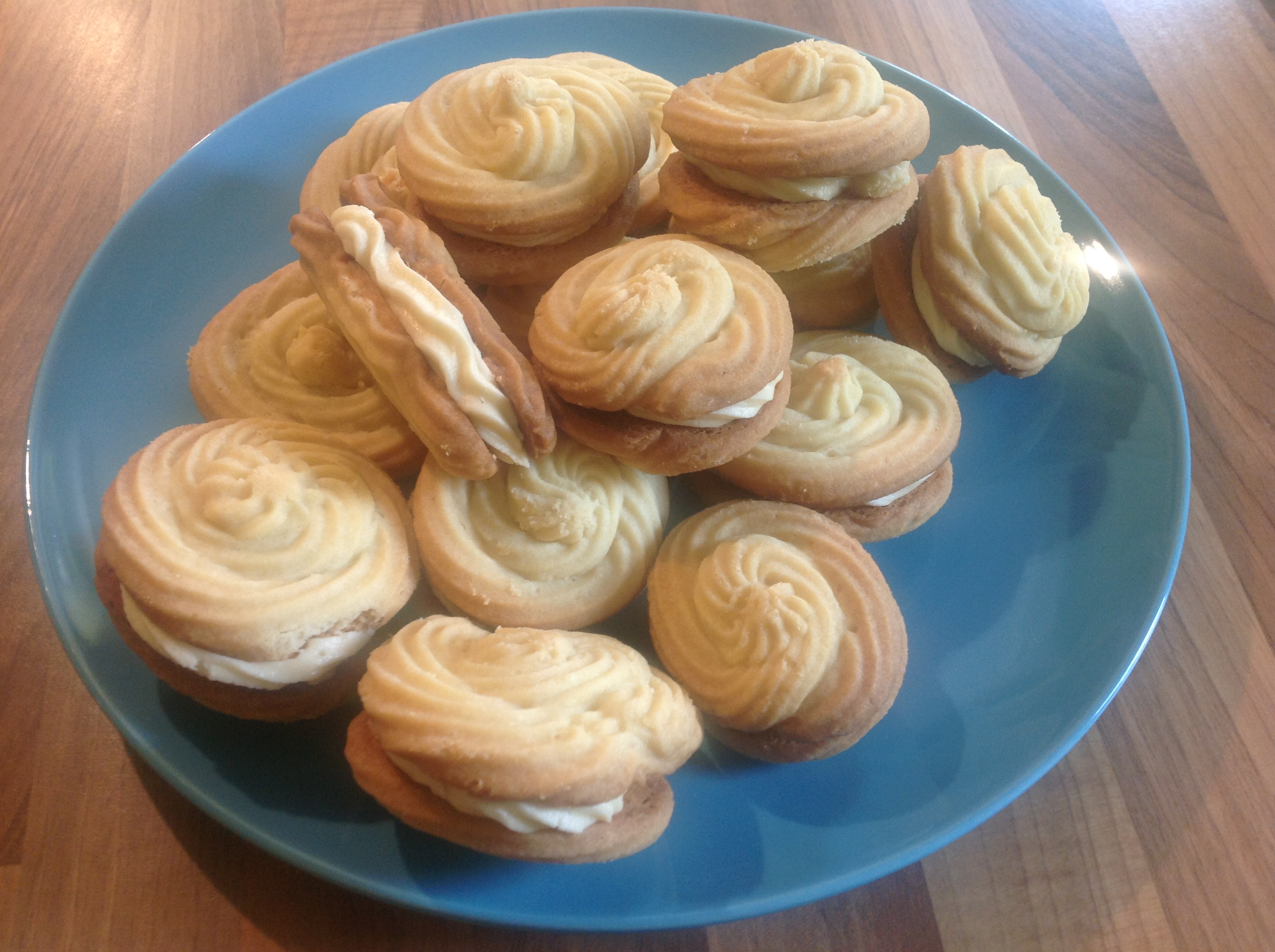 Viennese Swirl Biscuits