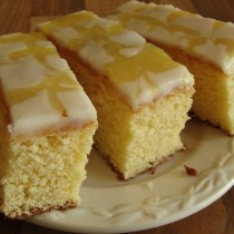 Lemon Slice Cake
